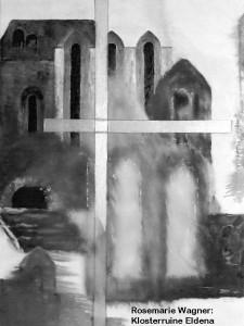 Klosterruine Eldena, Rosemarie Wagner